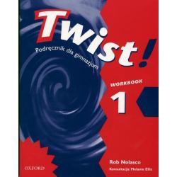 TWIST 1 ĆWICZENIA  Rob Nolasco