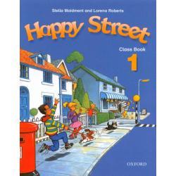 HAPPY STREET 1 PODRĘCZNIK Stella Maidment, Lorena Roberts