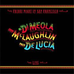 JOHN MCLAUGHLIN FRIDAY NIGHT IN SAN FRANCISCO CD
