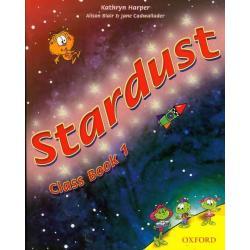 STARDUST 1 PODRĘCZNIK Jane Cadwallader, Alison Blair, Kathryn Harper