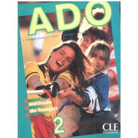 ADO 2 PODRĘCZNIK Yves Dayez, Véronique Le Dreff, Evelyne Sirejols