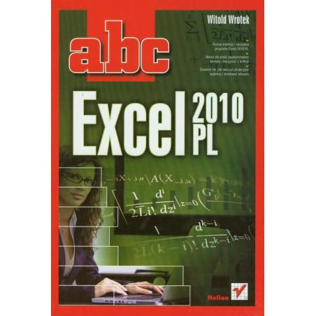 ABC EXCEL 2010 PL Witold Wrotek