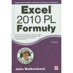 EXCEL 2010 PL FORMUŁY John Walkenbach