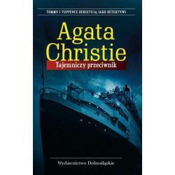 TAJEMNICZY PRZECIWNIK Agata Christie