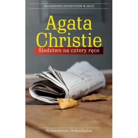 ŚLEDZTWO NA CZTERY RĘCE Agata Christie