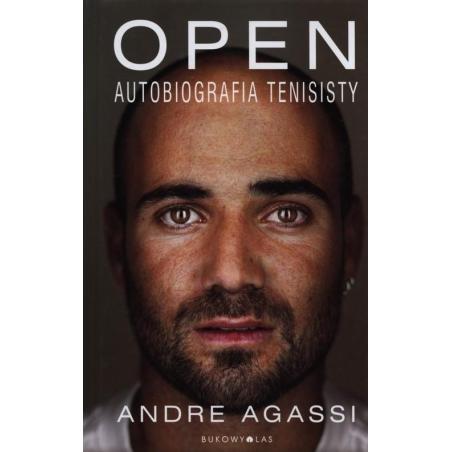 OPEN AUTOBIOGRAFIA TENISISTY Andre Agassi