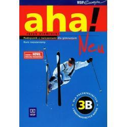 AHA NEU 3B PODRĘCZNIK Z ĆWICZENIAMI + CD Anna Potapowicz