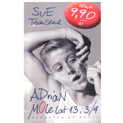 ADRIAN MOLE 13 I 3/4 SEKRETNY DZIENNIK Sue Townsend