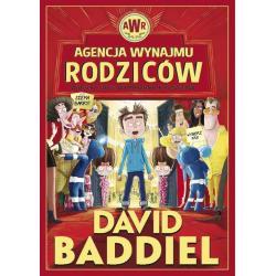 AGENCJA WYNAJMU RODZICÓW 7+ David Baddiel