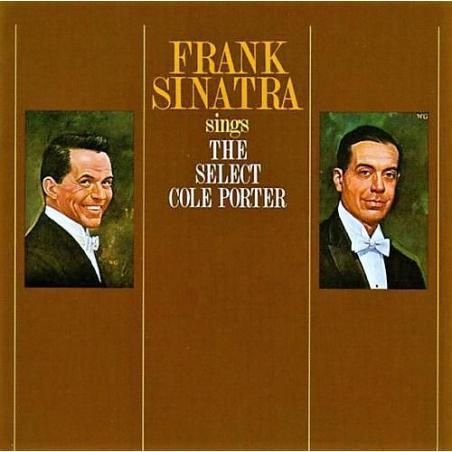 FRANK SINATRA THE SELECT COLE PORTER CD