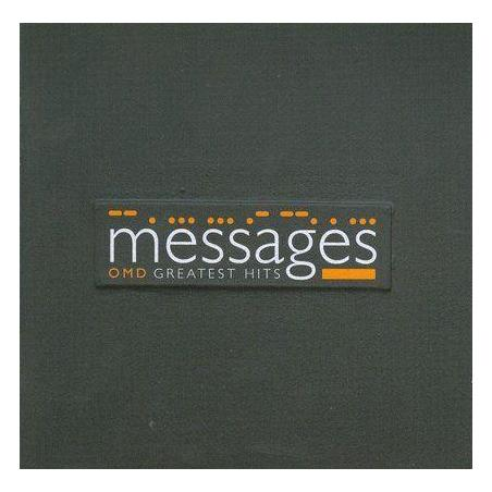 OMD MESSAGES GREATEST HITS CD + DVD