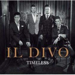 IL DIVO TIMELESS CD
