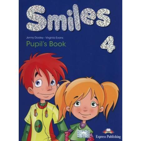 SMILES 4 PUPILS BOOK Jenny Dooley, Evans Virginia