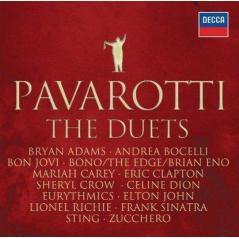 LUCIANO PAVAROTTI THE DUETS CD