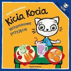 KICIA KOCIA WITAMINOWE PRZYJĘCIE Anita Głowińska