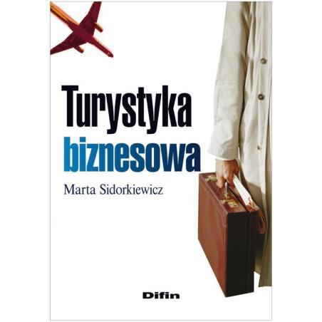 TURYSTYKA BIZNESOWA Marta Sidorkiewicz