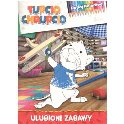 MYSIE SPRAWY TUPCIO CHRUPCIO DODAJ KOLORÓW