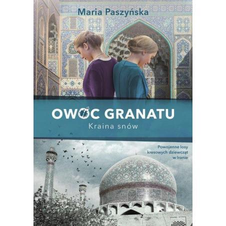 OWOC GRANATU KRAINA SNÓW Maria Paszyńska