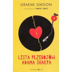 LISTA PRZEBOJÓW ADAMA SHARPA Graeme Simsion