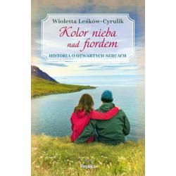 KOLOR NIEBA NAD FIORDEM Wioletta Leśków-Cyrulik