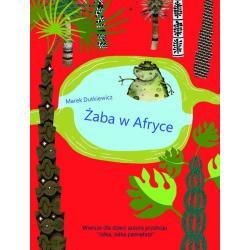 ŻABA W AFRYCE + CD Marek Dutkiewicz