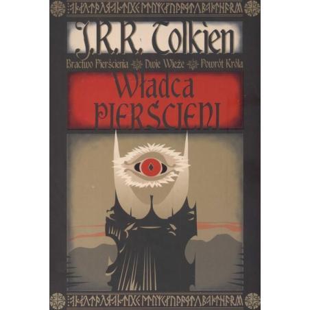WŁADCA PIERŚCIENI J.R.R. Tolkien