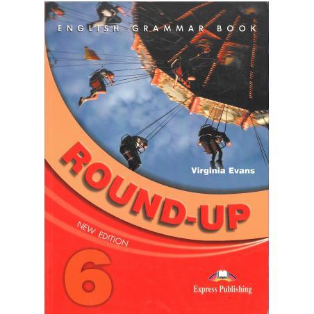 ROUND UP 6  PODRĘCZNIK Virginia Evans