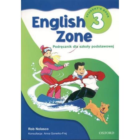 ENGLISH ZONE 3 PODRĘCZNIK Rob Nolasco