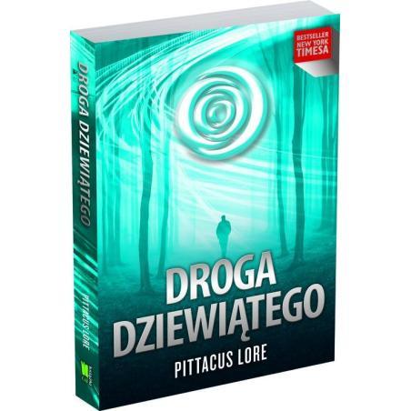 DROGA DZIEWIĄTEGO Lore Pittacus