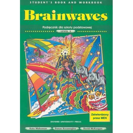 BRAINWAVES 3 PODRĘCZNIK Z ĆWICZENIAMI Kate Wakeman, Dan Kozanoglou, David McKeegan