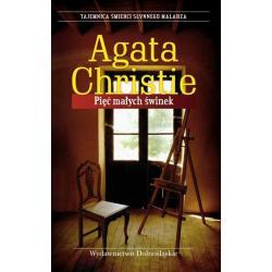 PIĘĆ MAŁYCH ŚWINEK Agata Christie