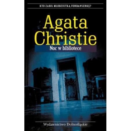 NOC W BIBLIOTECE Agata Christie
