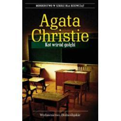 KOT WŚRÓD GOŁĘBI Agata Christie