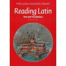 READING LATIN TEXT AND VOCABULARY Peter Jones