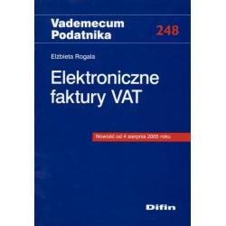 ELEKTRONICZNE FAKTURY VAT Elżbieta Rogala