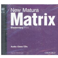MATRIX ELEMENTARY PLUS CD DO PODRĘCZNIKA Jayne  Wildman