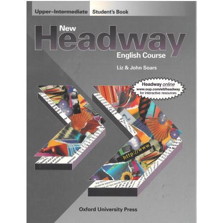 HEADWAY NEW UPPER-INTER PODRĘCZNIK Liz Soars, John Soars