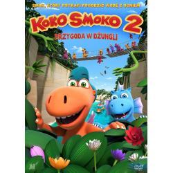 KOKO SMOKO 2 DVD PL