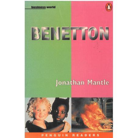 BENETTON LEVEL 5 Jonathan Mantle