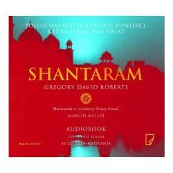 SHANTARAM AUDIOBOOK CD MP3 PL