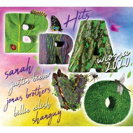 BRAVO HITS WIOSNA 2020 2 CD