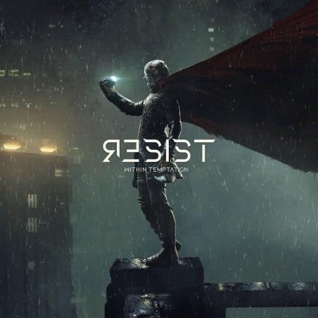 WITHIN TEMPTATION RESIST CD