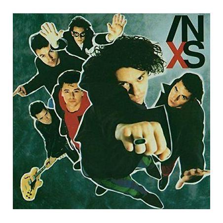 INXS X CD