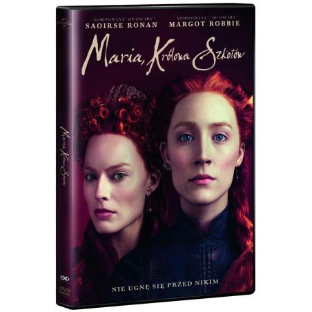 MARIA KRÓLOWA SZKOTÓW DVD PL