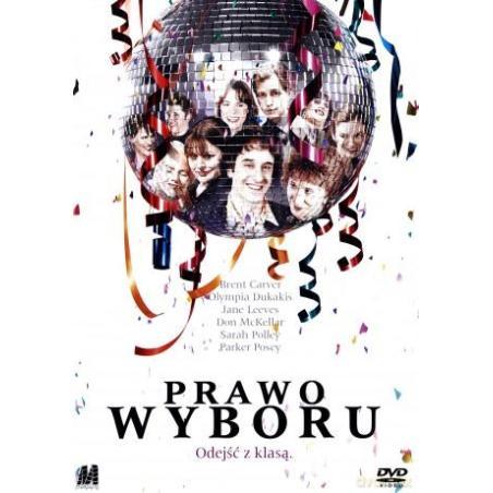 PRAWO WYBORU DVD PL