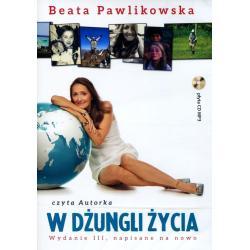 W DŻUNGLI ŻYCIA WYDANIE III NAPISANE NA NOWO AUDIOBOOK CD MP3 PL