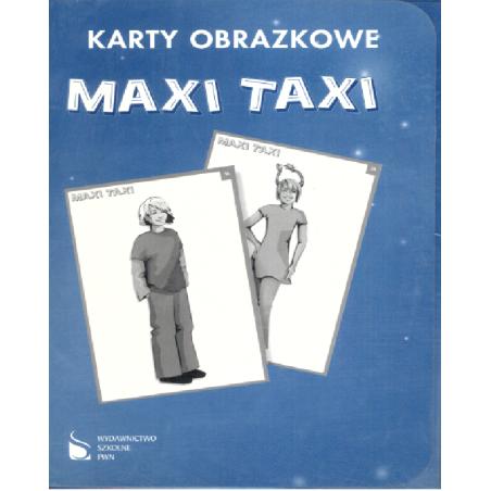 MAXI TAXI STARTER KSIĄŻKA NAUCZYCIELA Z PŁYTĄ CD Anna Walewska