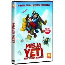 MISJA YETI DVD PL