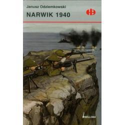 NARWIK 1940 Janusz Odziemkowski