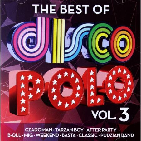 THE BEST OF DISCO POLO VOL 3 CD